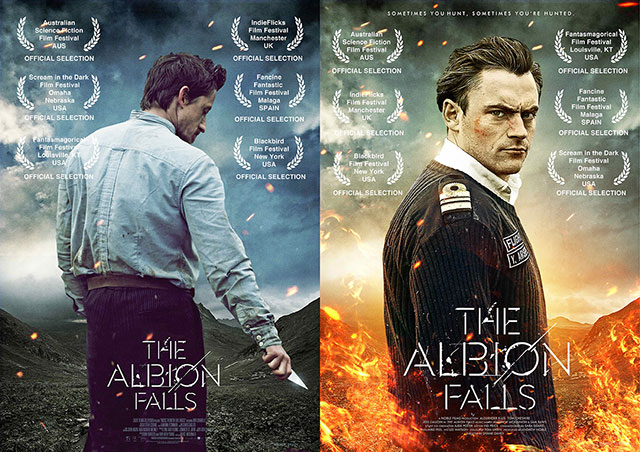 Posters for The Albion Falls