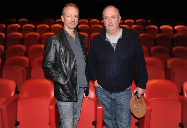 Former Directors UK Film Committee Chairs, Iain Softley and Roger Michell