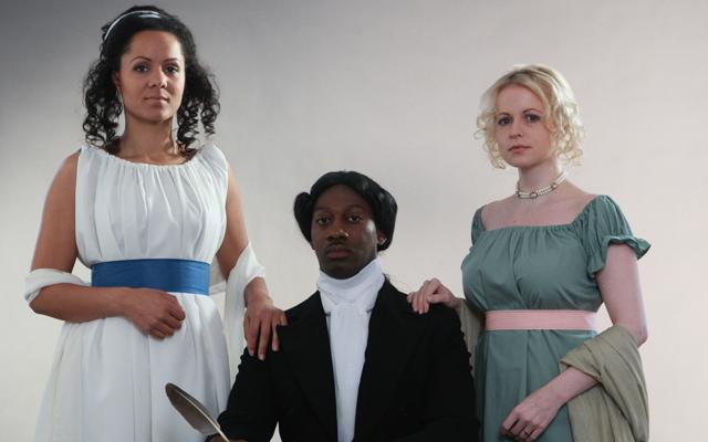 The Cast of <i>Joanna Vassa</i> (2012).