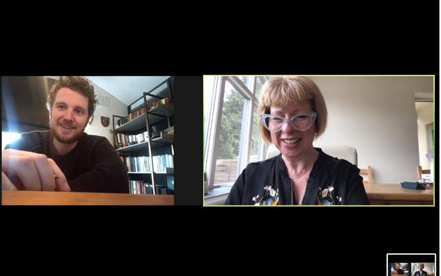 <i>Director Deva Palmier spoke to us about moving her mentoring online.</i>